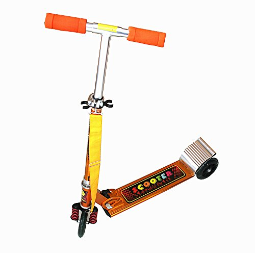 AdraxX Front Suspension Racing Scooter for kids