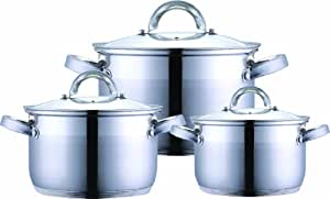 Renberg Cookware Set, 6 Pieces (RB-2247)