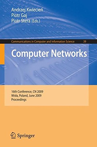 Computer Networks: 16th Conference, CN 2009, Wisla, Poland, June 16-20, 2009. Proceedings (Communications in Computer and Information Science, Band 39) Gps-software 18