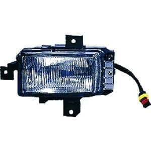 phare Droit DUCATO, 02-06 avec correcteur phare pour réglage électrique H1/H7 aussi BOXER/JUMPER