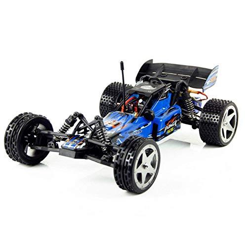 ler Fahrzeug 60KM / H + 2.4Ghz RC Cars 1/12 Scale 4WD Funkfernbedienung Off Road RTR Racing Monster Trucks Schnelle Elektrische Rennen Desert Power Buggy ()