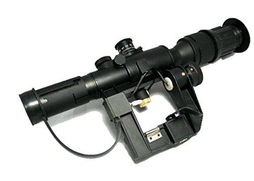 POSP 4x 26SVD rot beleuchtet Sniper Scope