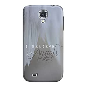 DailyObjects Believe In Angels Case For Samsung Galaxy S4