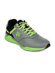 Fila Men Grey Enzo Casual Shoes