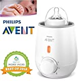 Philips Avent Electric Baby Bottle Milk Food 3 Minute Warmer