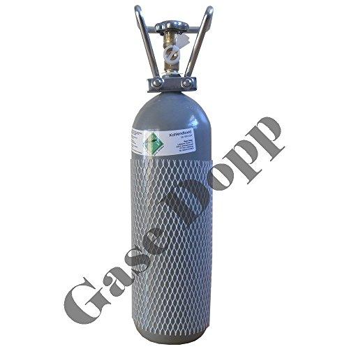 CO2 - Flasche, 2,0 kg