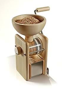 KoMo moulin à farine manuel avec fixation pour table env. 50 g/min pour blé fin