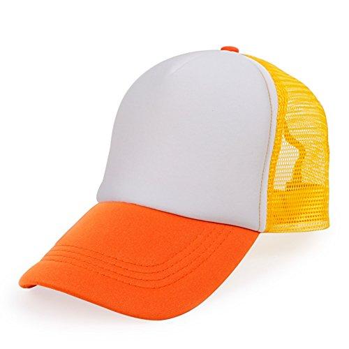 Hut/Cap Frühling koreanischen Männer/Damen Baseballcap/ Mesh Cap Benn/ Millinery Sommer Gezeiten-R One (Benn Herr Kostüme)