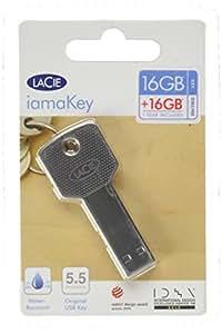 LaCie iamaKey v2 USB-Stick 16GB
