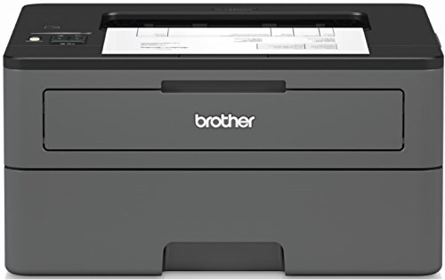Brother HL-L2370DN Kompakter S/W-Laserdrucker (A4, echte 1.200x1.200 dpi, Duplexdruck, 250 Blatt Papierkassette, USB 2.0, LAN)