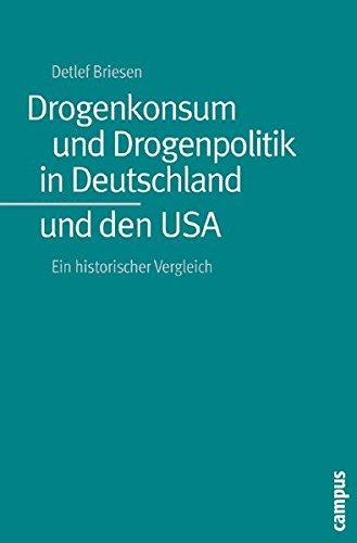 Drogenkonsum und Drogenpolitik in Deutschland und den USA: Ein historischer Vergleich