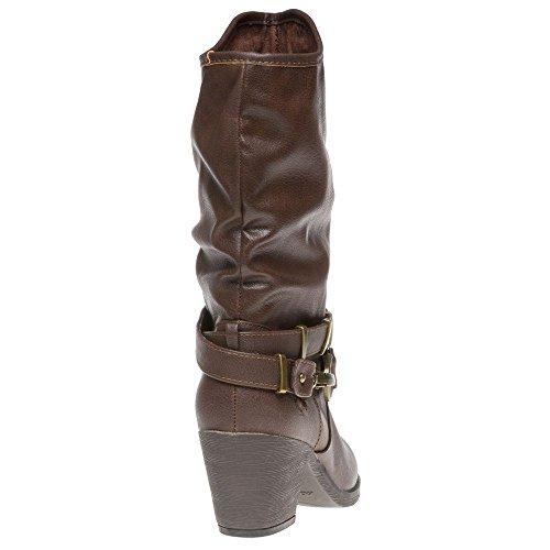 Marron Swindon Boots Dog Rocket Marron Femme x6OqUHOwZz