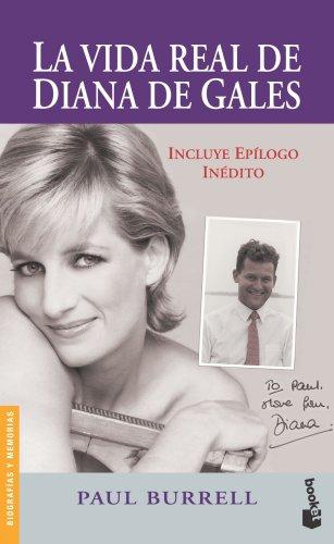 La vida real de Diana de Gales (Booket Logista)