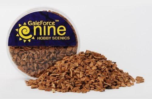 Gale Force 9 - Hobby Round: Rocky Basing Grit - FWGFS023   De Nouvelles Variétés Sont Introduites L'une Après L'autre
