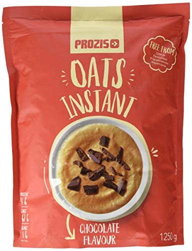Prozis Instant Oats, Chocolate - 1250 gr