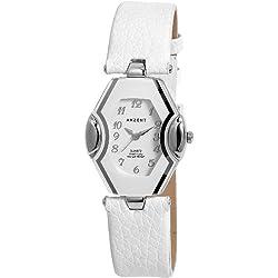 Akzent Damen-Uhren mit Polyurethan Lederband SS7322000015