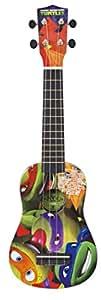 teenage mutant ninja turtles musical instruments tmuk1 ukulele musical instruments. Black Bedroom Furniture Sets. Home Design Ideas