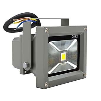 Projecteur extérieur led 10 Watts IP 65 spot d'eclairage super lumineux