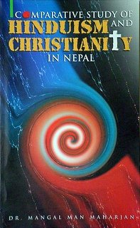 Comparative Study of Hinduism and Christianity in Nepal por Dr. Mangal Man Maharjan