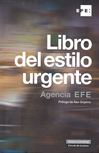 Libro Del Estilo Urgente (Ensayo)