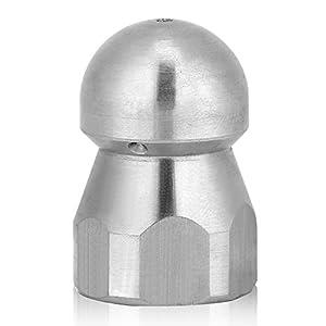 """limpieza tuberias agua: 3/8""""boquilla de la lavadora de la alcantarilla de la alta presión, tubería de ag..."""
