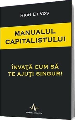 MANUALUL CAPITALISTULU I por RICH DEVOS