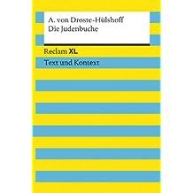 Die Judenbuche: Reclam XL – Text und Kontext