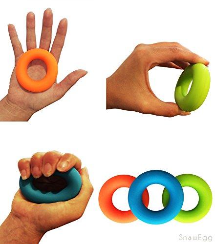 Hand strengtheners für Unterarm, Hand und Finger Grip Training–toll für Rehabilitation,...