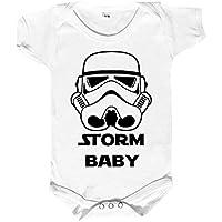 body bébé geek, storm baby, pour les fans de la célèbre saga