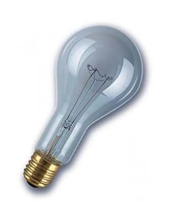 Osram  SPC.A T CL 500W 230V E40 20X1 Lampe à Incandescence Standard A