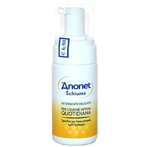 ANONET-SCHIUMA DET INT 100ML