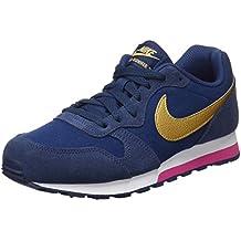 Nike MD Runner 2 (GS), Zapatillas Unisex Niños