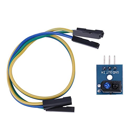 YouN TCRT5000 Infrarot Reflektierender Sensor IR Photoelektrischer Schalter Modul mit Kabel