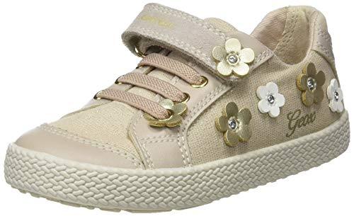 e56c06b99ddf21 Geox Baby Mädchen B Kilwi Girl A Sneaker, Beige (Beige C5000), 21