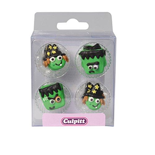 Culpitt 12 Monster und Hexen aus Zucker