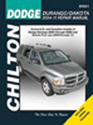Dodge Haynes Durango ([(Dodge Durango & Dakota Automotive Repair Manual : 2005-11)] [By (author) John Wegmann] published on (June, 2012))