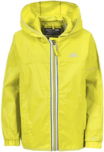 Image of Trespass Maris Kids' Jacket - Greenglow, Size 11/12