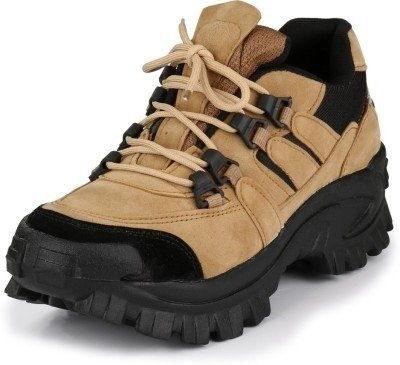 Afrojack men's powerhouse outdoor shoes (7, beige)