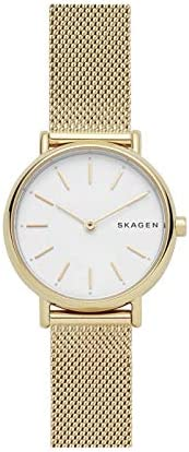 Skagen Signatur Women's Silver Dial Stainless Steel Analog Watch - SKW