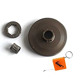 HURI Kettenraddeckel Kettenbremse passend f/ür Motors/ägen Kettens/äge Mc Dillen BM-5200