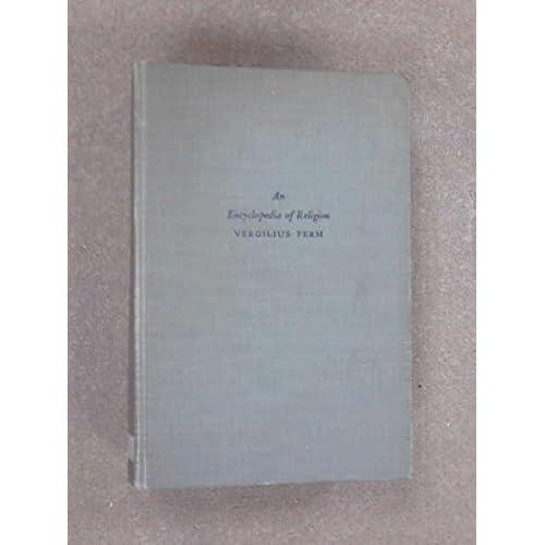 An Encyclopedia of Religion