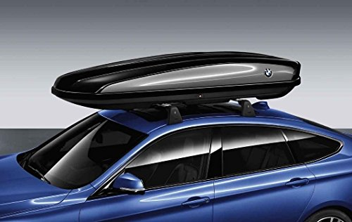 bmw-genuine-roof-box-luggage-cargo-storage-520-l-lockable-black-82732406459