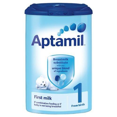 900gm 1 Aptamil First Milk de naissance