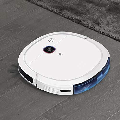Robot de barrido inteligente Robot De Barrido Silencioso Inteligente De Suction Barrer Robot Hogar Automático...