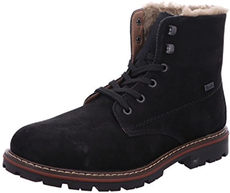 Rieker 37742-01 Rieker hombres boots  Zapatos de moda en línea Obtenga el mejor descuento de venta caliente-Descuento más grande