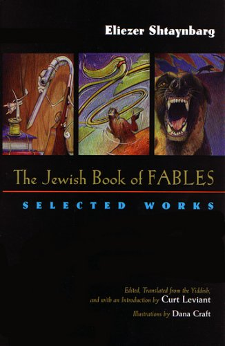 The Jewish Book of Fables: The Selected Works