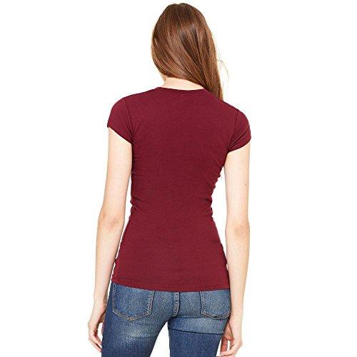 Bella - Damen T-Shirt - Kimberley Pink