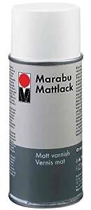 Marabu Mattlack, matt, 400 ml Dose von Marabu