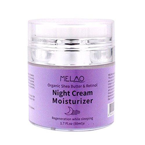 SLYlive MELAO Retinol Night Cream 50g