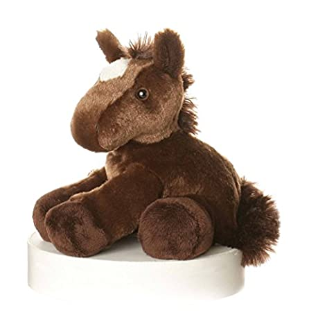Aurora World 8-Inch Mini Flopsies Chestnut Horse Toy